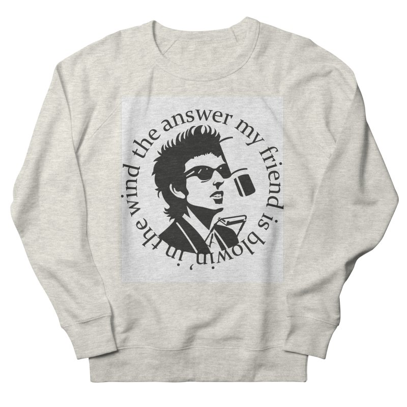 Blowin in the Wind. Men's French Terry Sweatshirt by philscarr's Artist Shop