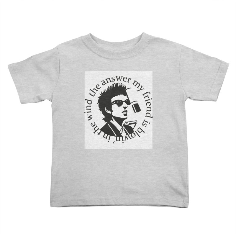 Blowin in the Wind. Kids Toddler T-Shirt by philscarr's Artist Shop