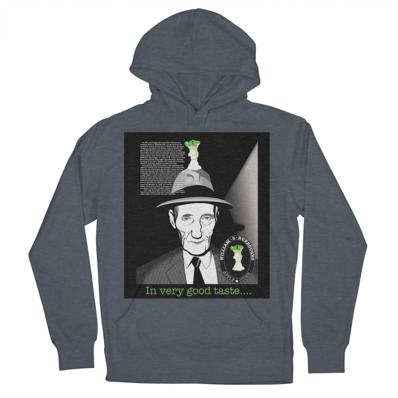 William Burrough's Apple Cider. Women's French Terry Pullover Hoody by philscarr's Artist Shop