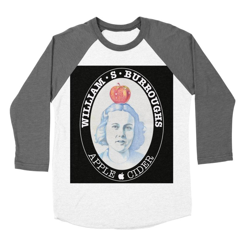 Joan Vollmer, William Burroughs wife. Women's Baseball Triblend Longsleeve T-Shirt by philscarr's Artist Shop
