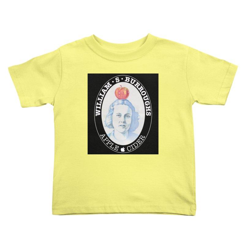 Joan Vollmer, William Burroughs wife. Kids Toddler T-Shirt by philscarr's Artist Shop