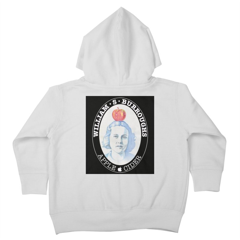 Joan Vollmer, William Burroughs wife. Kids Toddler Zip-Up Hoody by philscarr's Artist Shop