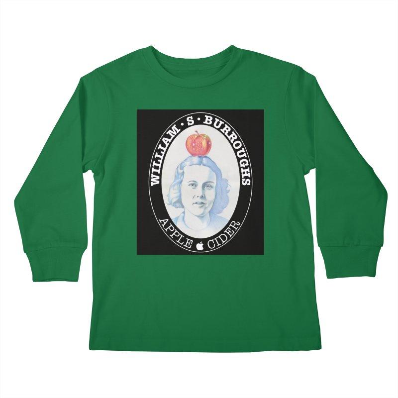 Joan Vollmer, William Burroughs wife. Kids Longsleeve T-Shirt by philscarr's Artist Shop