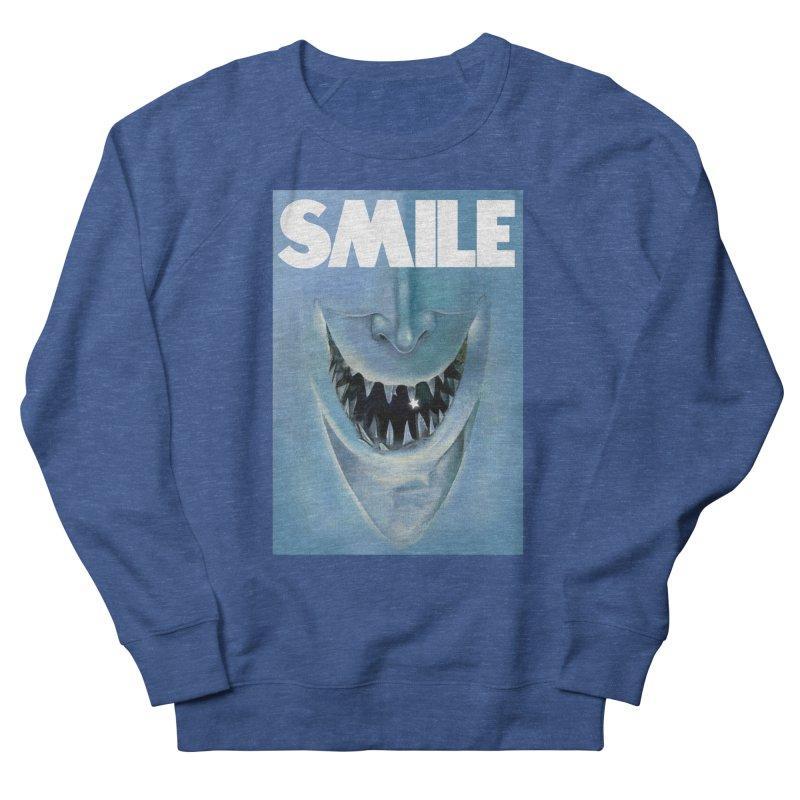 SMILE Men's Sweatshirt by philscarr's Artist Shop