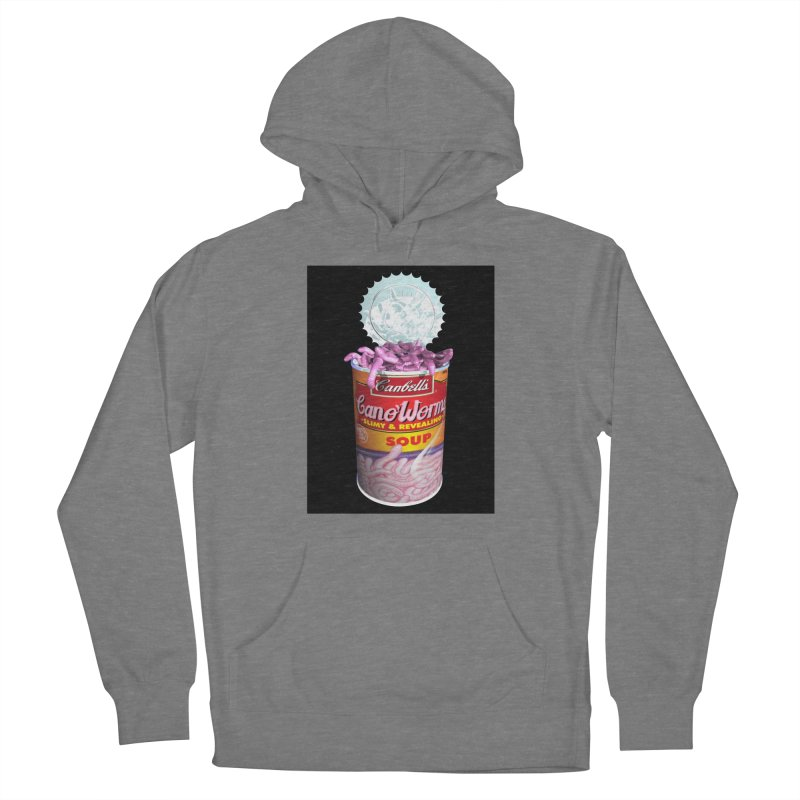 Can o' Worms Women's Pullover Hoody by philscarr's Artist Shop