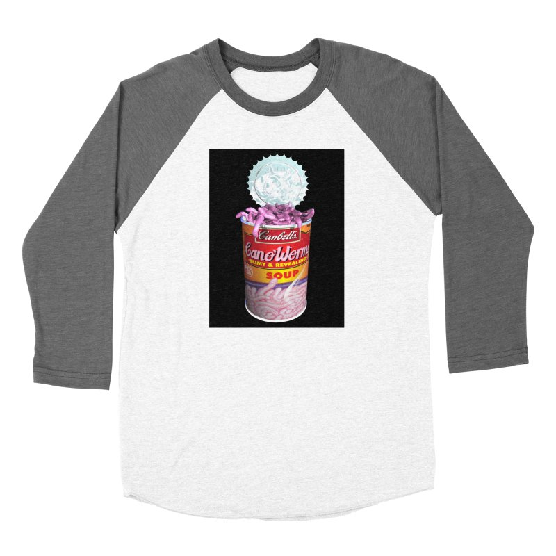 Can o' Worms Women's Longsleeve T-Shirt by philscarr's Artist Shop