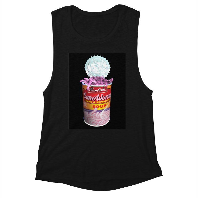 Can o' Worms Women's Tank by philscarr's Artist Shop