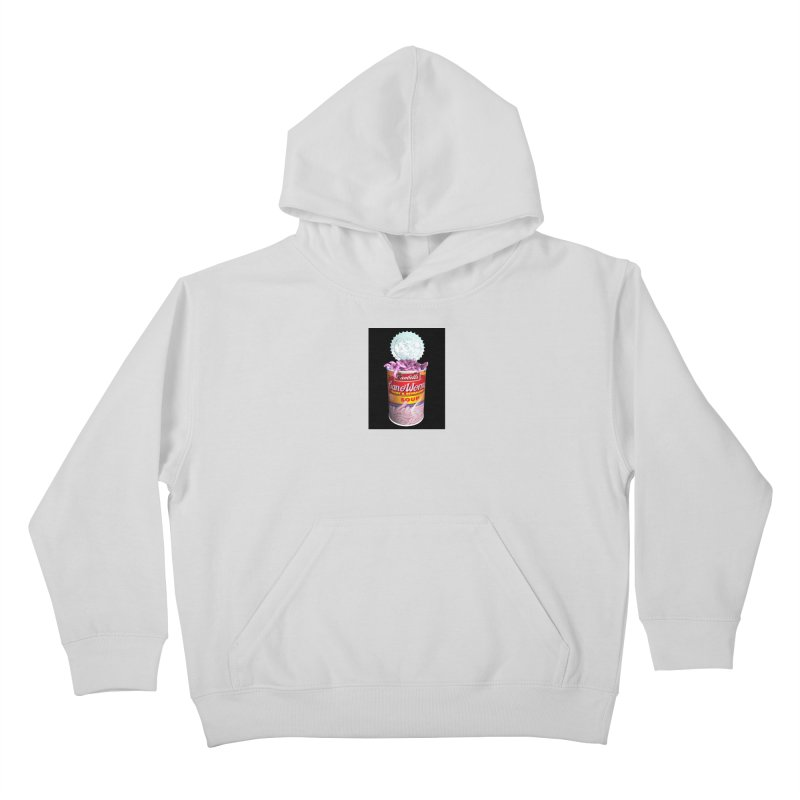 Can o' Worms Kids Pullover Hoody by philscarr's Artist Shop