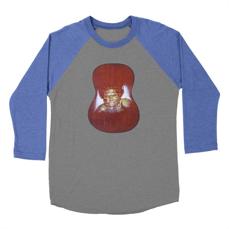 Aboriginal Women's Baseball Triblend Longsleeve T-Shirt by philscarr's Artist Shop