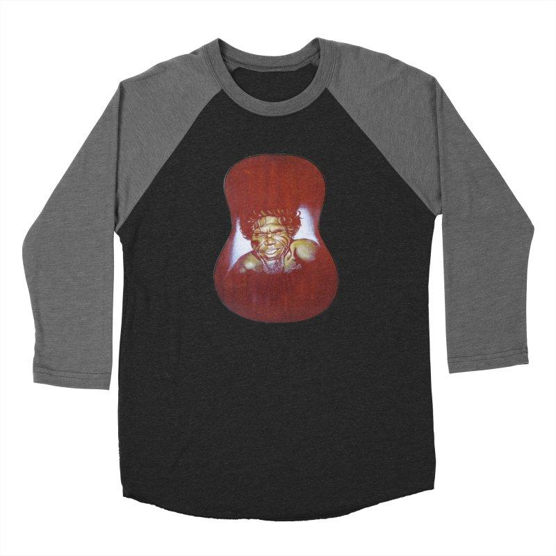 Aboriginal Men's Baseball Triblend Longsleeve T-Shirt by philscarr's Artist Shop