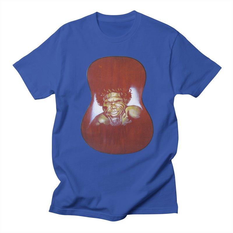 Aboriginal Men's Regular T-Shirt by philscarr's Artist Shop