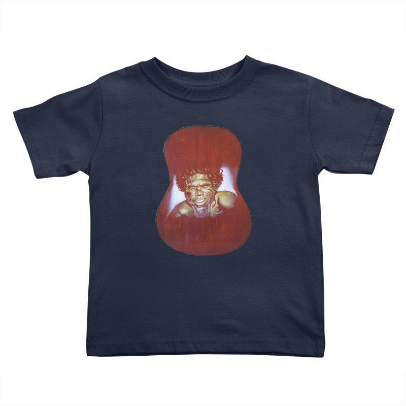 Aboriginal Kids Toddler T-Shirt by philscarr's Artist Shop