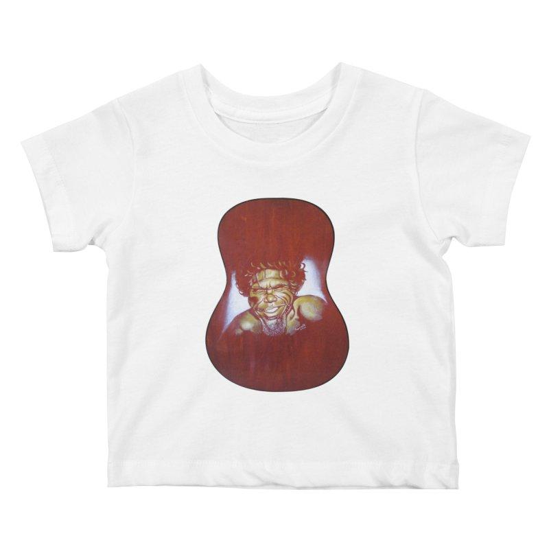 Aboriginal Kids Baby T-Shirt by philscarr's Artist Shop