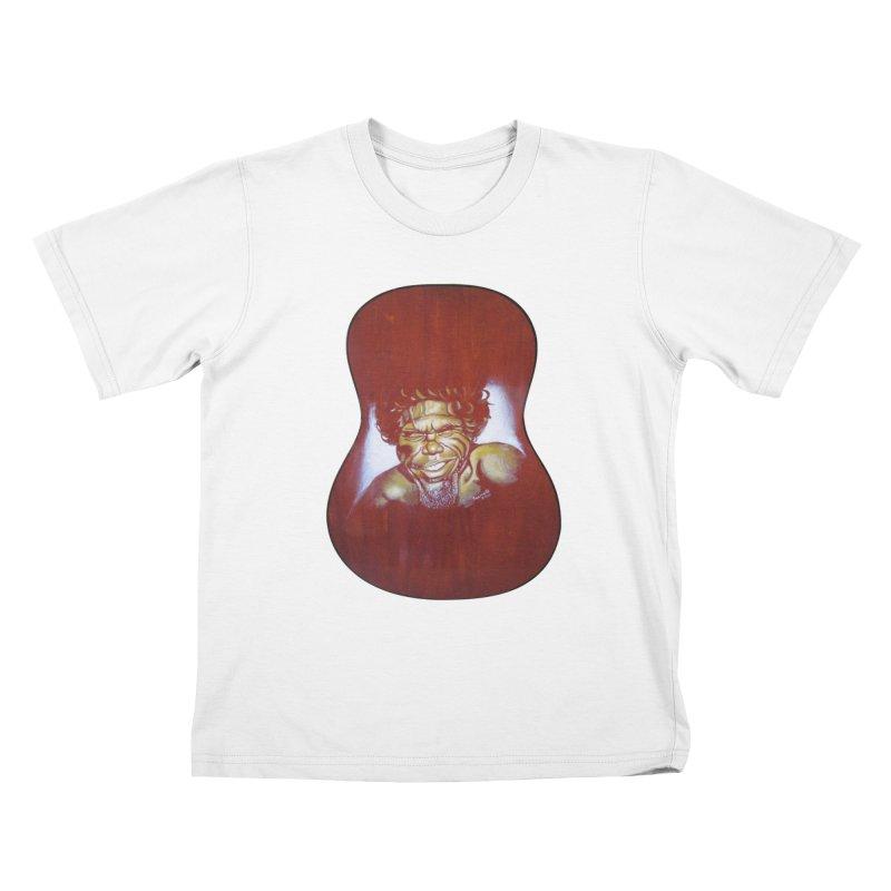 Aboriginal Kids T-Shirt by philscarr's Artist Shop