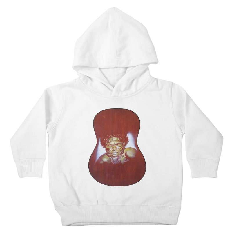 Aboriginal Kids Toddler Pullover Hoody by philscarr's Artist Shop