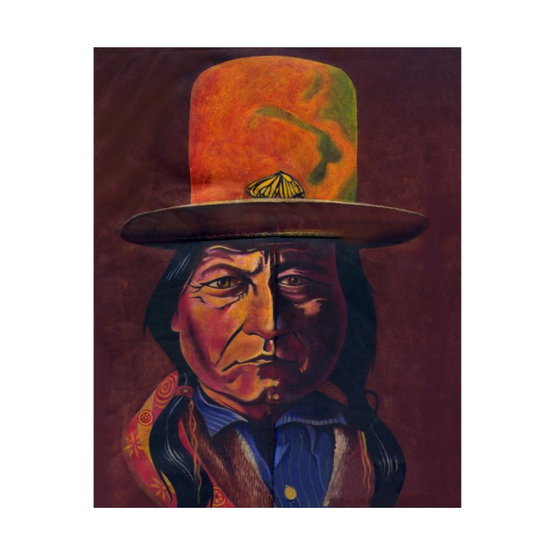 Sitting Bull (Tatanka Iyotake) by philscarr's Artist Shop