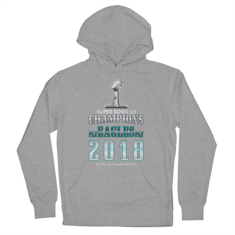Champions Eagles Super Bowl 2018 Women s Pullover Hoody by phitcy s Artist  Shop 713f0183c