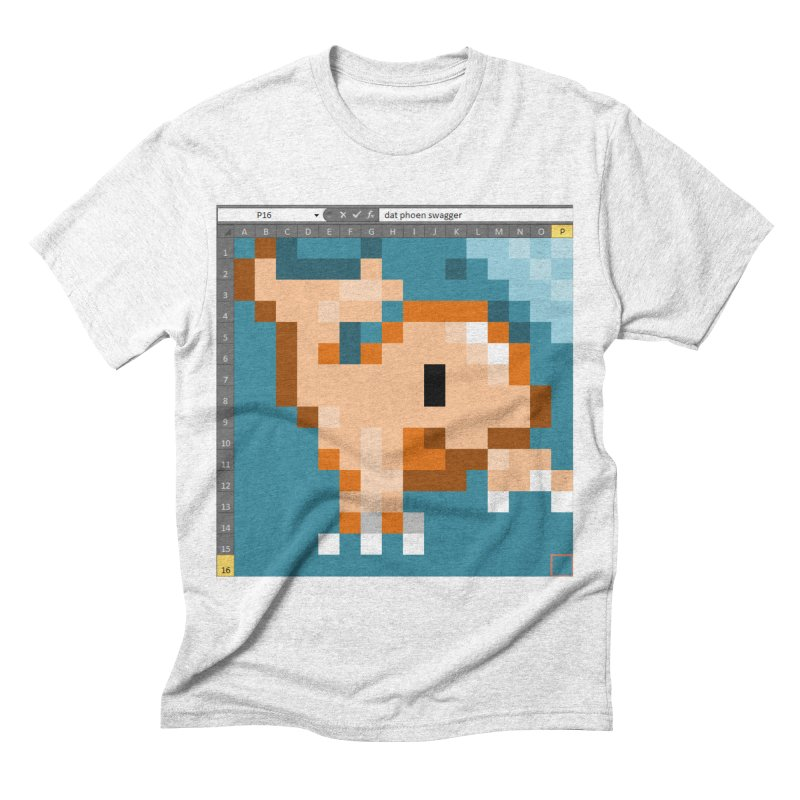 nvm Men's Triblend T-shirt by phone's Artist Shop