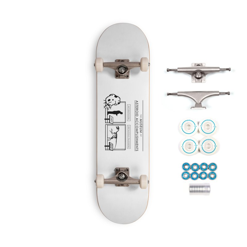 Asteroid Museum Accessories Complete - Basic Skateboard by Photon Illustration's Artist Shop