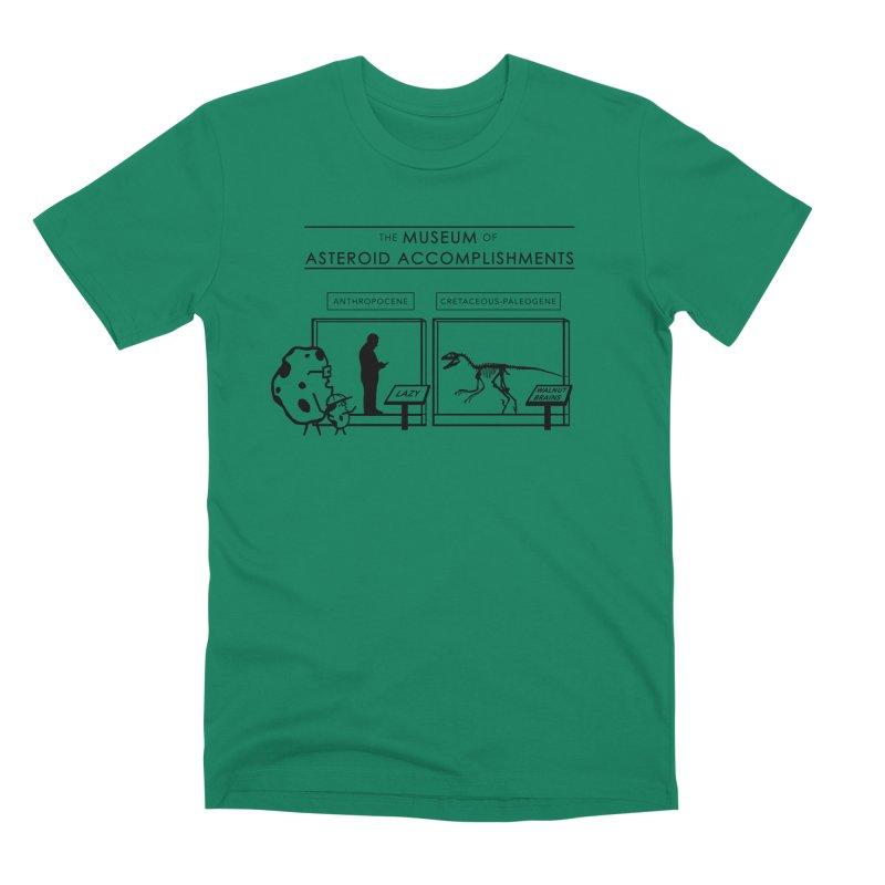 Asteroid Museum Men's T-Shirt by Photon Illustration's Artist Shop