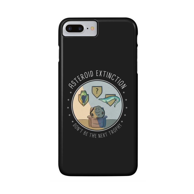 Asteroid Trophy Accessories Phone Case by Photon Illustration's Artist Shop