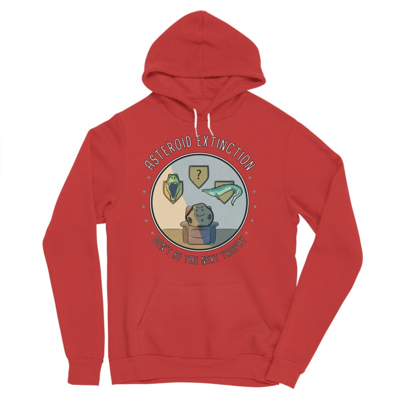 Asteroid Trophy Men's Pullover Hoody by Photon Illustration's Artist Shop