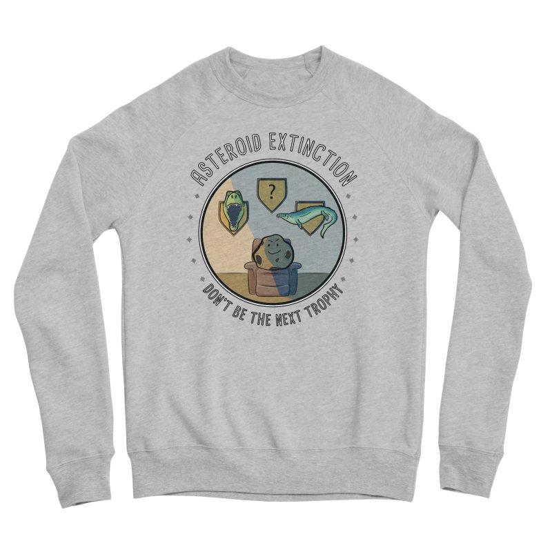 Asteroid Trophy Women's Sweatshirt by Photon Illustration's Artist Shop