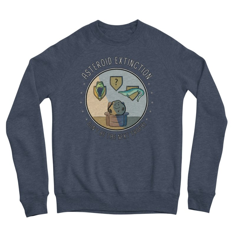 Asteroid Trophy Women's Sweatshirt by Photon Illustration's Artist Shop