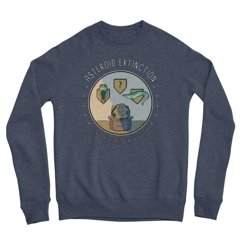 Asteroid Trophy Men's Sponge Fleece Sweatshirt by Photon Illustration's Artist Shop