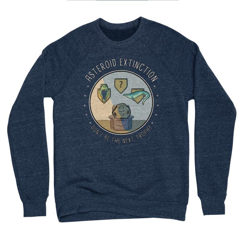 Asteroid Trophy Women's Sponge Fleece Sweatshirt by Photon Illustration's Artist Shop