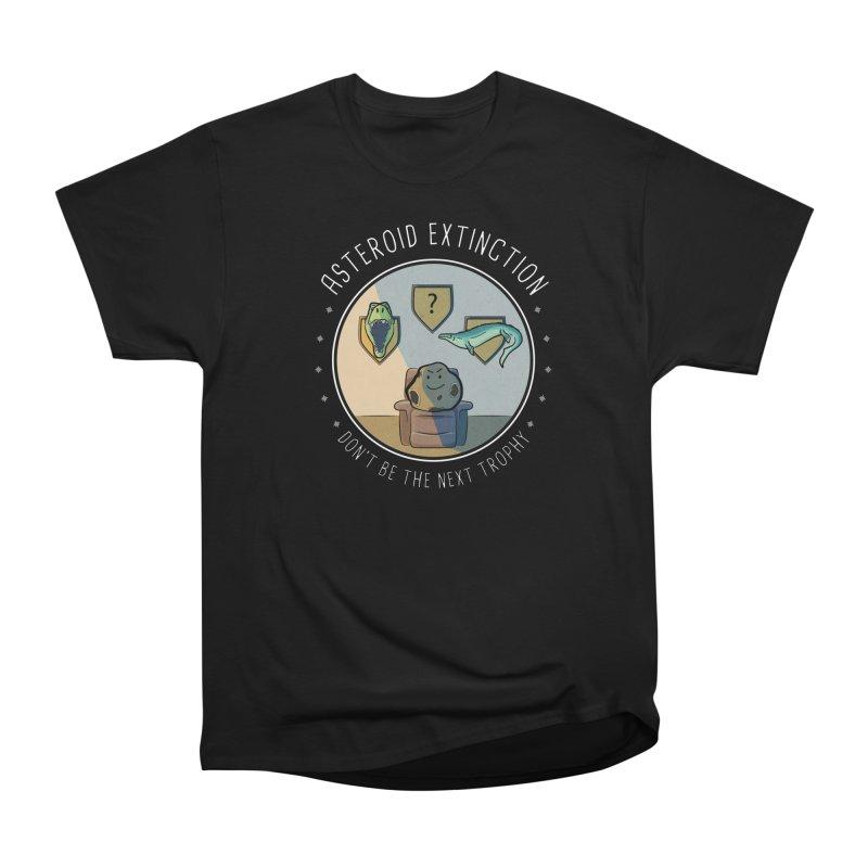 Asteroid Trophy Women's T-Shirt by Photon Illustration's Artist Shop