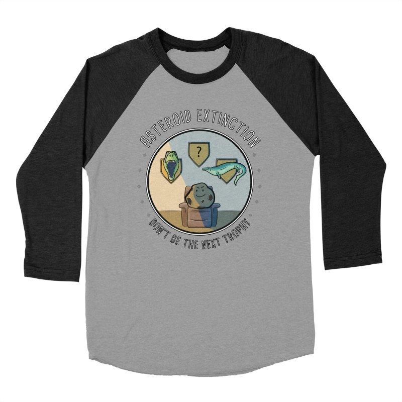 Asteroid Trophy Men's Longsleeve T-Shirt by Photon Illustration's Artist Shop
