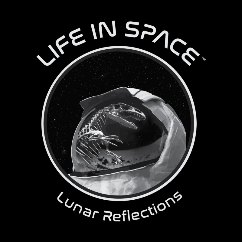 Life in Space: Lunar Reflections by Photon Illustration's Artist Shop