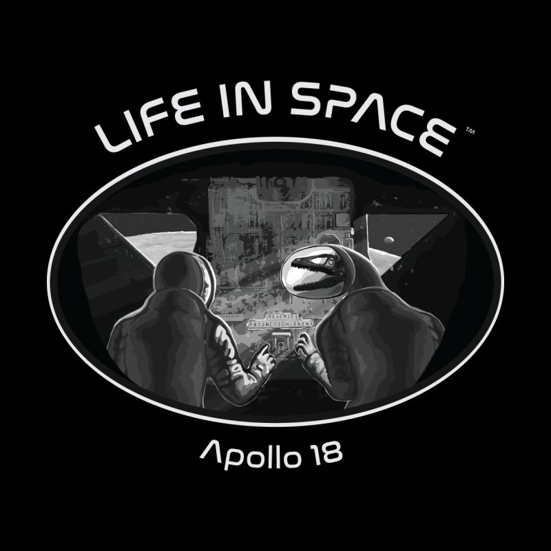Life in Space: Apollo 18 by Photon Illustration's Artist Shop