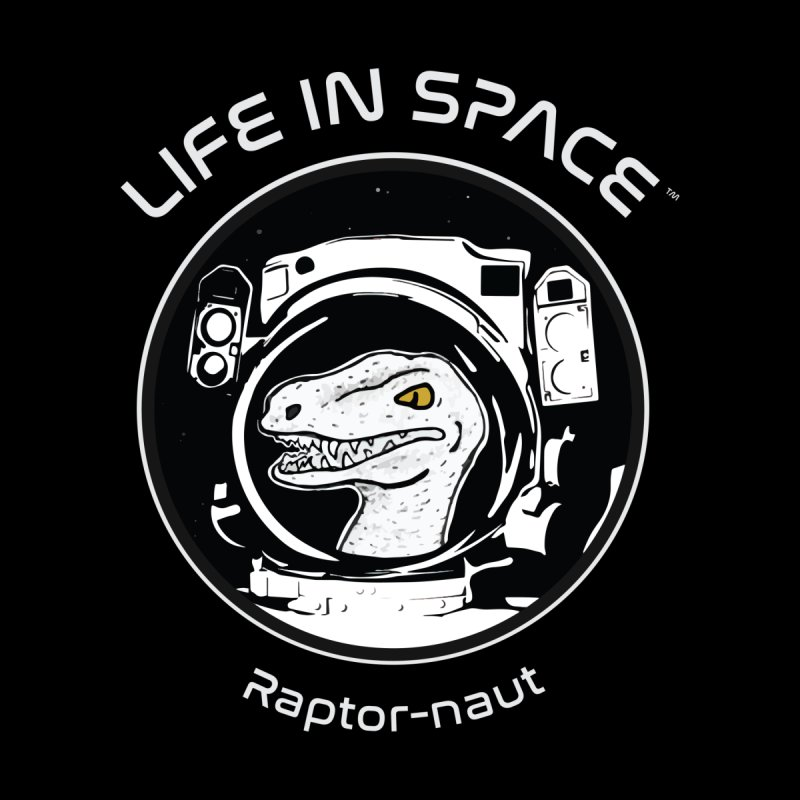 Life in Space: Raptor-naut by Photon Illustration's Artist Shop