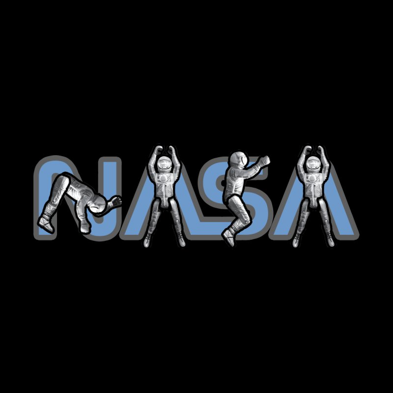 N-A-S-A! by Photon Illustration's Artist Shop
