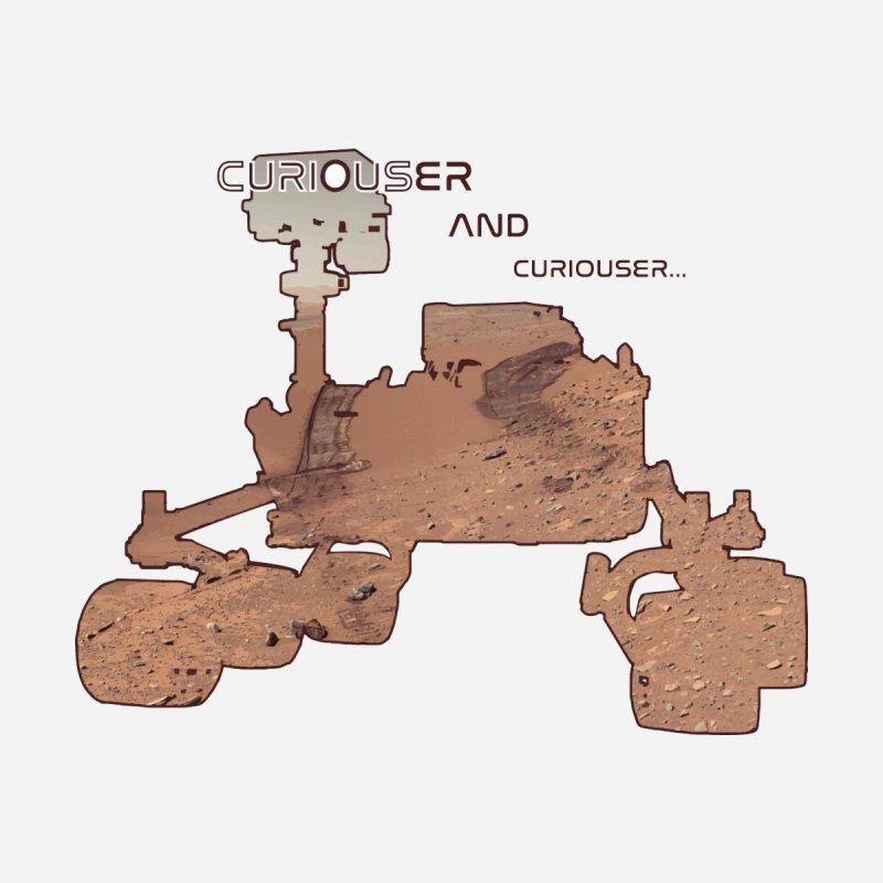Curiosity Rover by Photon Illustration's Artist Shop