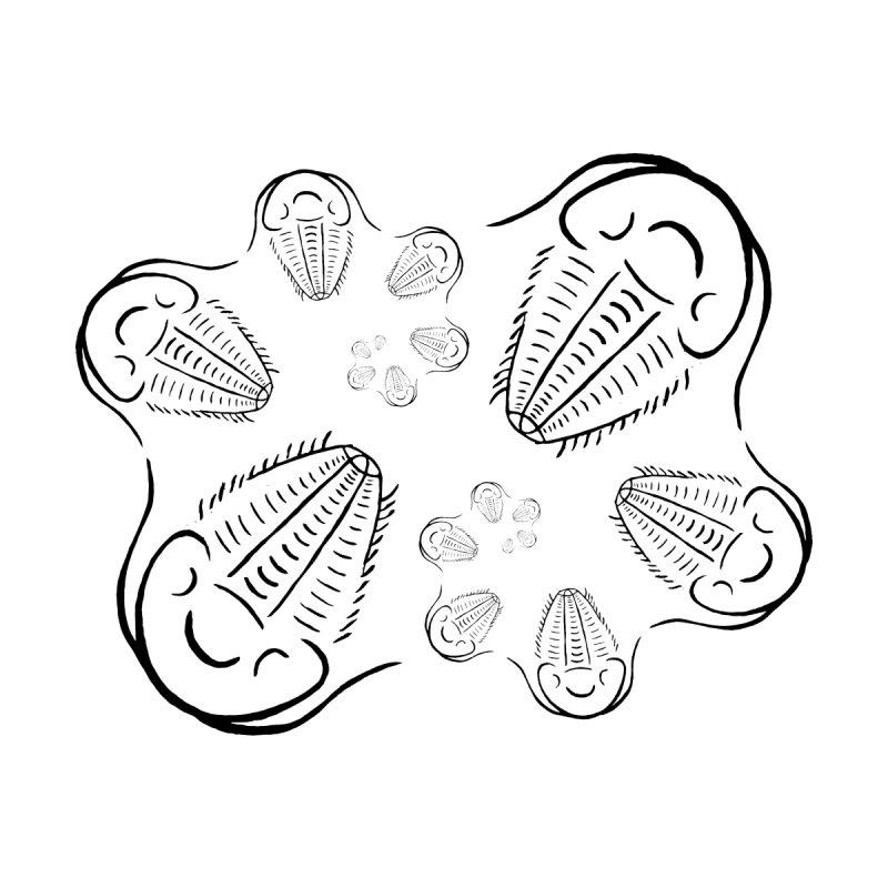 Trilobite Swirl (not an ice cream flavor) by Photon Illustration's Artist Shop