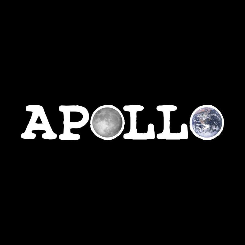 Apollo (white type) by Photon Illustration's Artist Shop