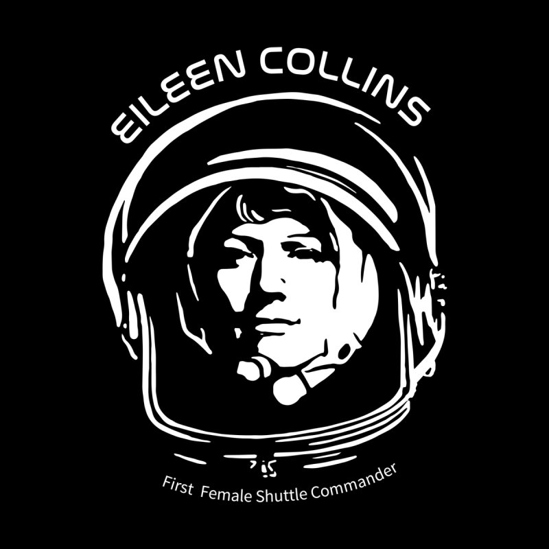 Women in Space: Eileen Collins by Photon Illustration's Artist Shop