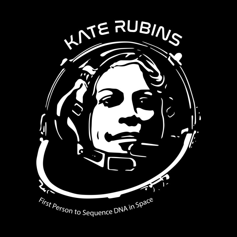 Women in Space: Kate Rubins by Photon Illustration's Artist Shop