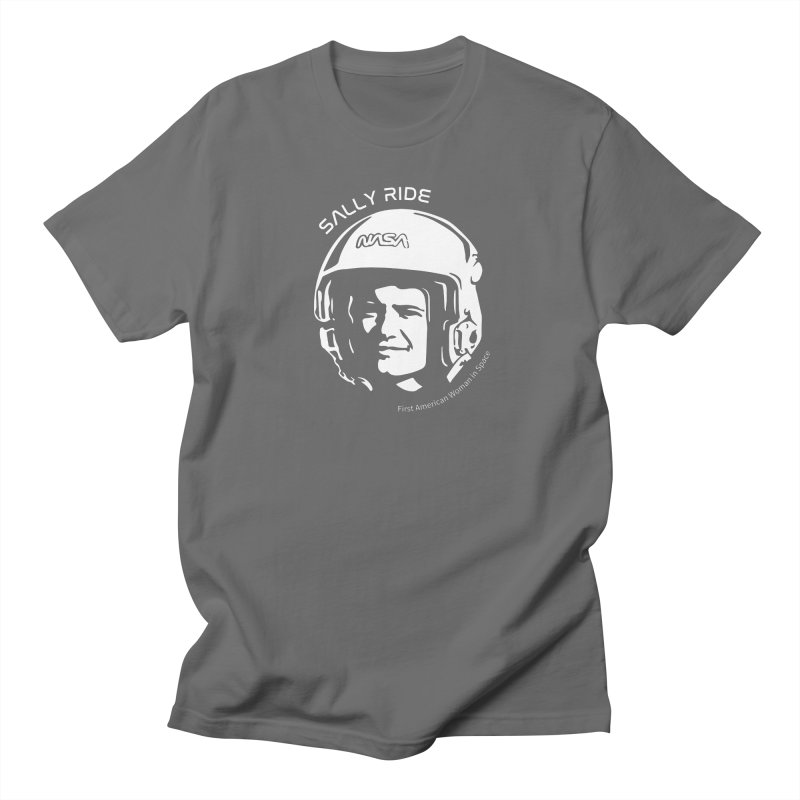 Women in Space: Sally Ride Women's T-Shirt by Photon Illustration's Artist Shop