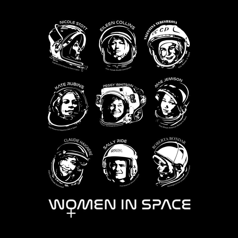 Women in Space combo by Photon Illustration's Artist Shop