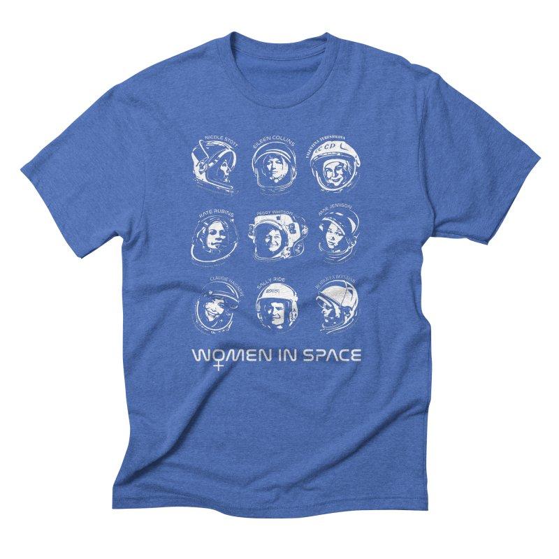Women in Space combo Men's T-Shirt by Photon Illustration's Artist Shop