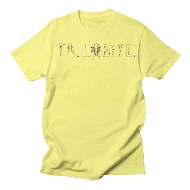 TriloBITE Women's Regular Unisex T-Shirt by Photon Illustration's Artist Shop