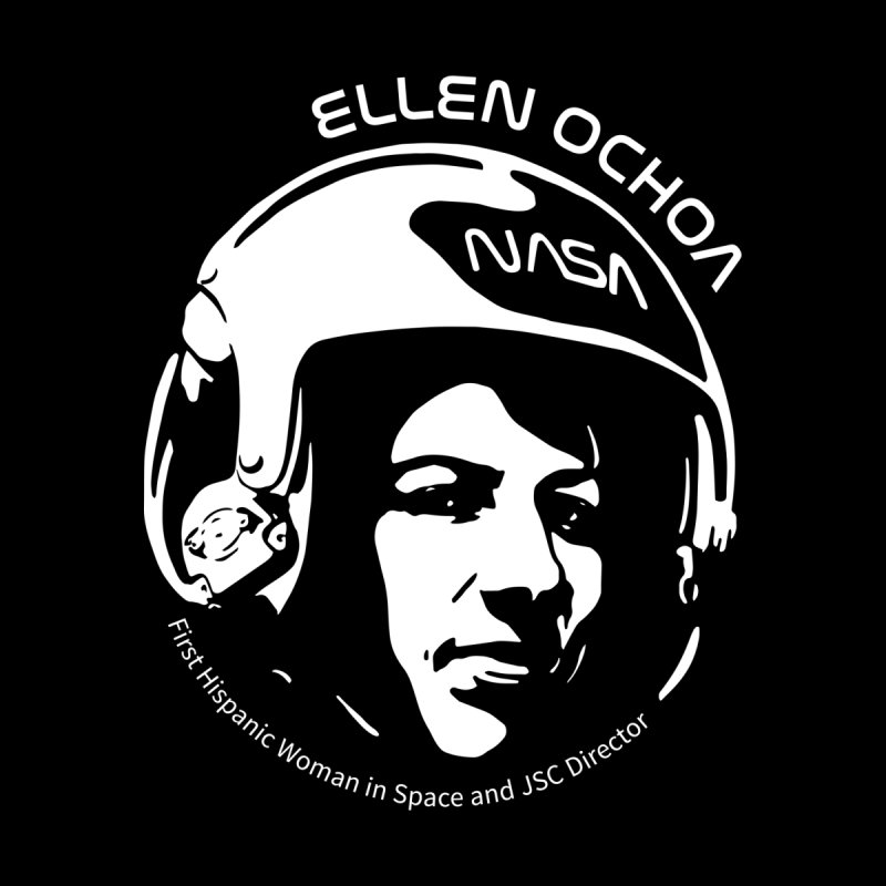 Women in Space: Ellen Ochoa by Photon Illustration's Artist Shop