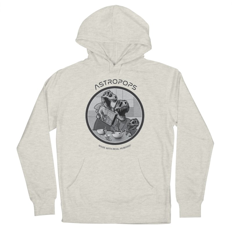 Astropops! Women's French Terry Pullover Hoody by Photon Illustration's Artist Shop