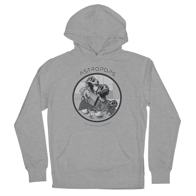 Astropops! Men's French Terry Pullover Hoody by Photon Illustration's Artist Shop