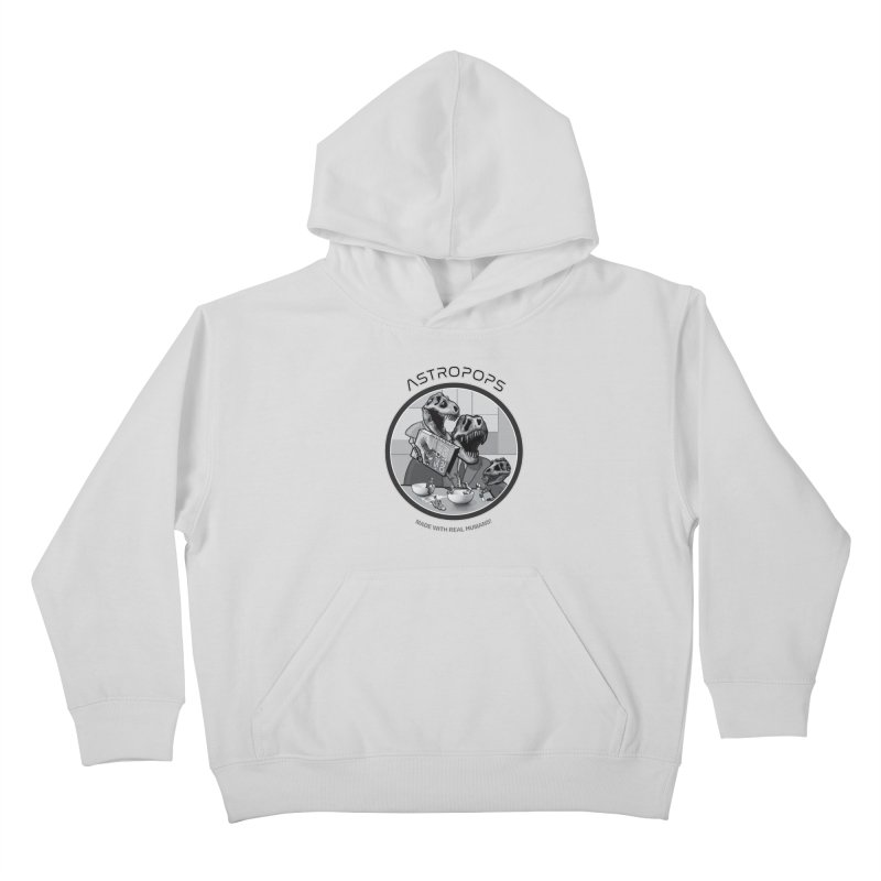 Astropops! Kids Pullover Hoody by Photon Illustration's Artist Shop