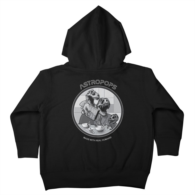 Astropops! Kids Toddler Zip-Up Hoody by Photon Illustration's Artist Shop